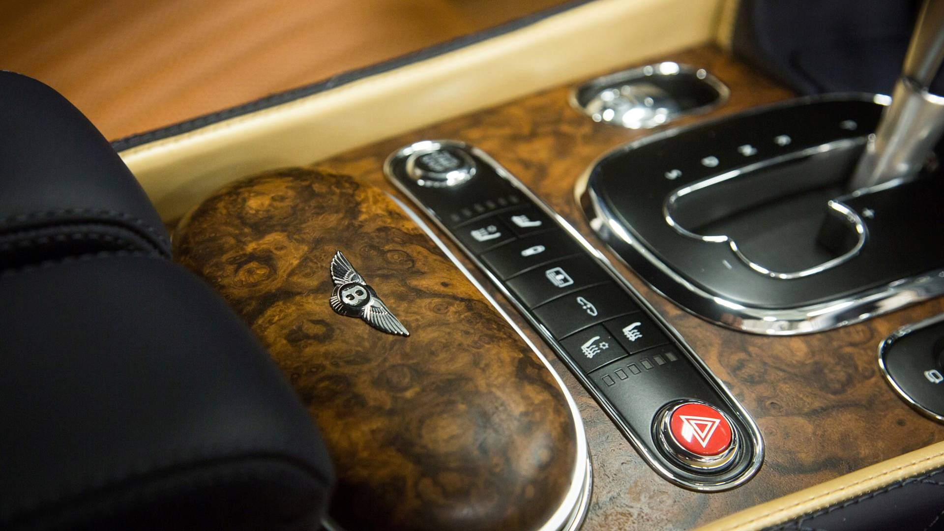 Bentley Open Pore Wood Veneer Is Just Nuts