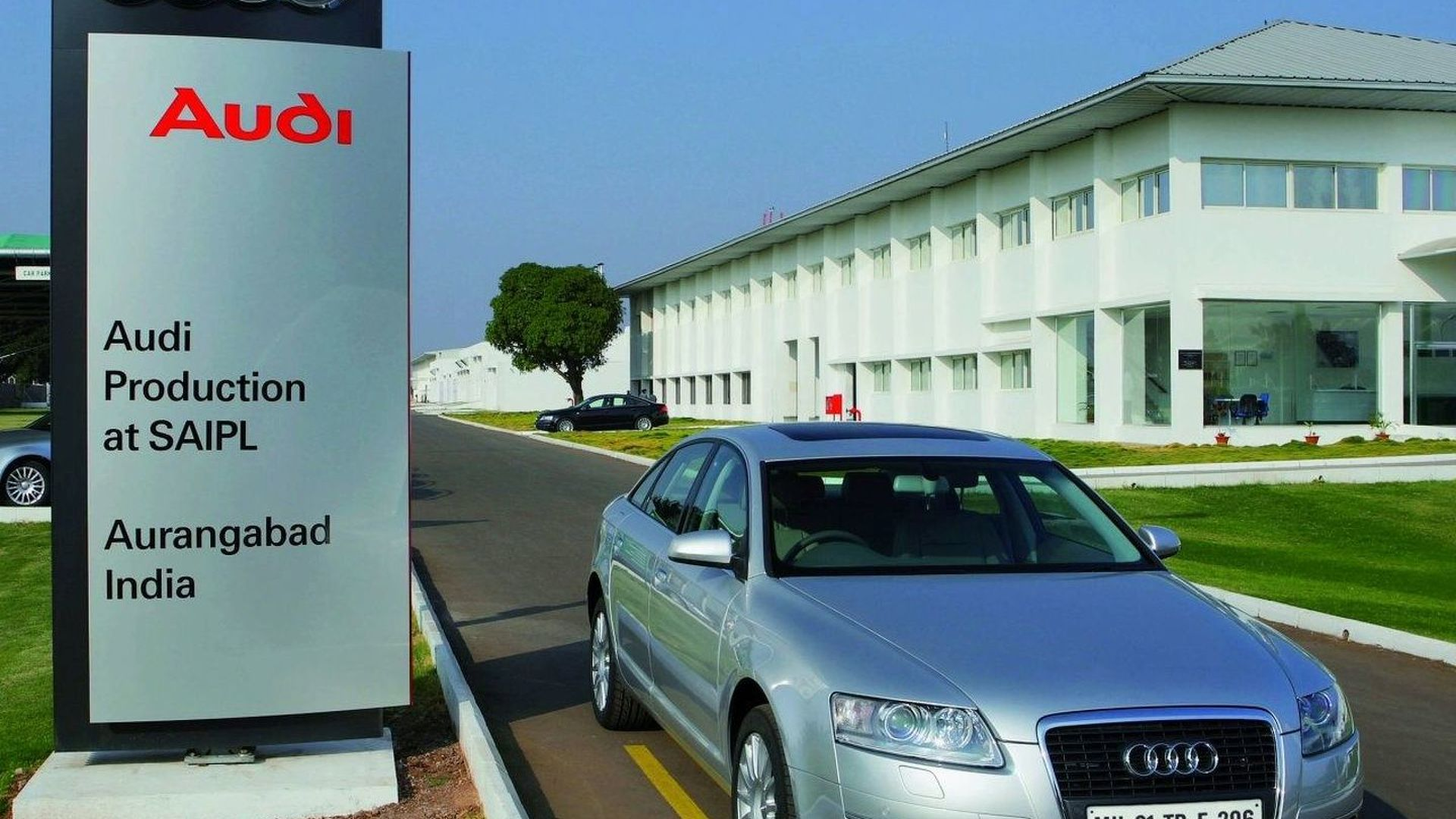 Audi Starts Production in India | audi car manufacturing plant in india