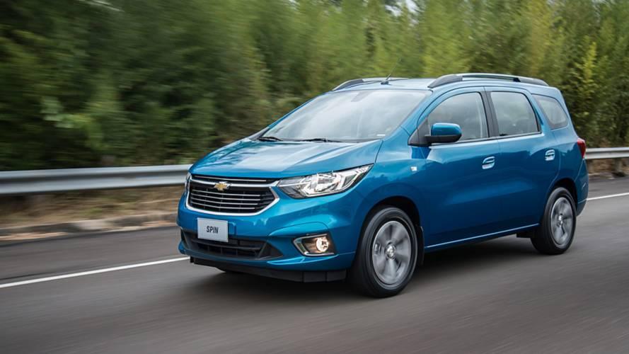 Segredo: Nova Chevrolet Spin chegará em 2021 mais bonita e segura