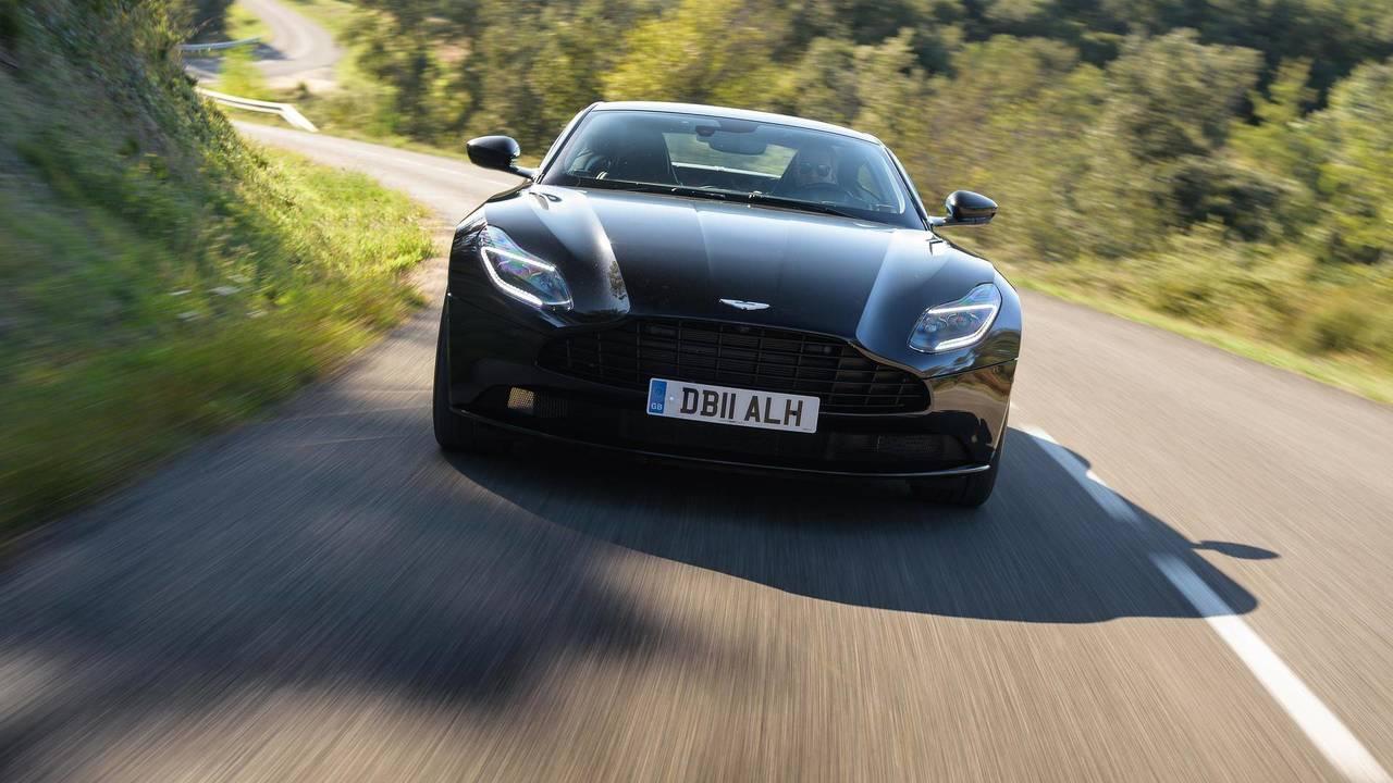 Aston Martin DB11- Mercedes-AMG