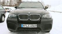 BMW X5 4.8 IS spied
