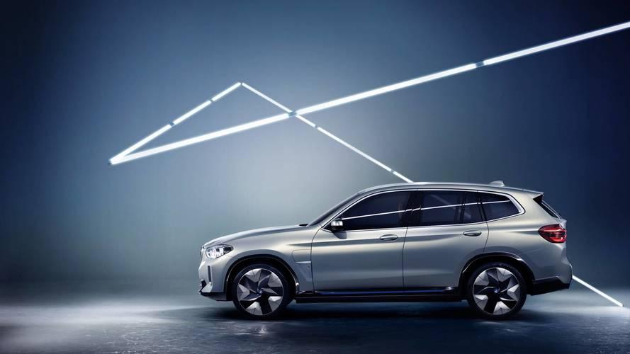 BMW iX3 - Précommandes ouvertes en France pour le X3 électrique... et le X7
