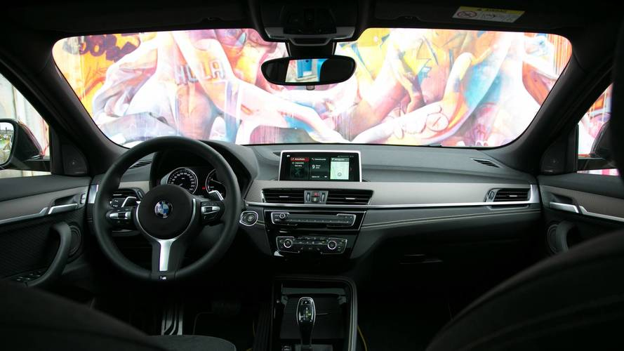 Prueba BMW X2 2018 xDrive20d Steptronic