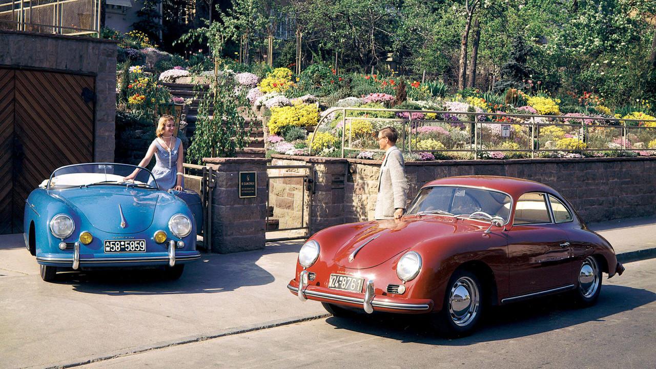 Porsche 356 (1948 bis 1965)