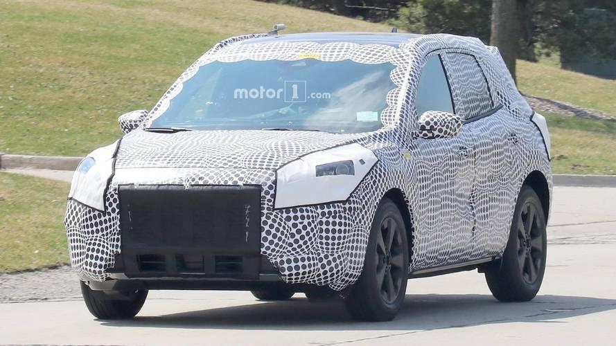 2019 Ford Escape/Kuga üretim gövdesiyle görüldü