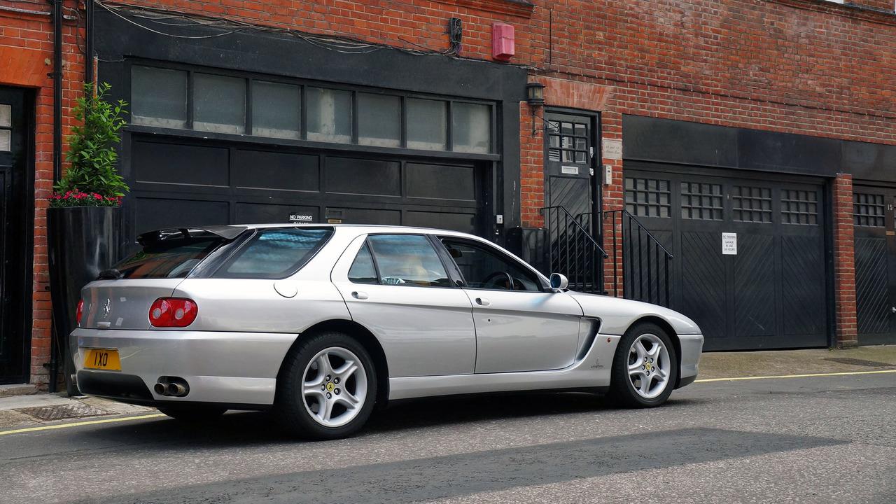 Ferrari 456 GT Venice, années 1990