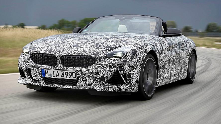 BMW Z4: Finale Erprobung