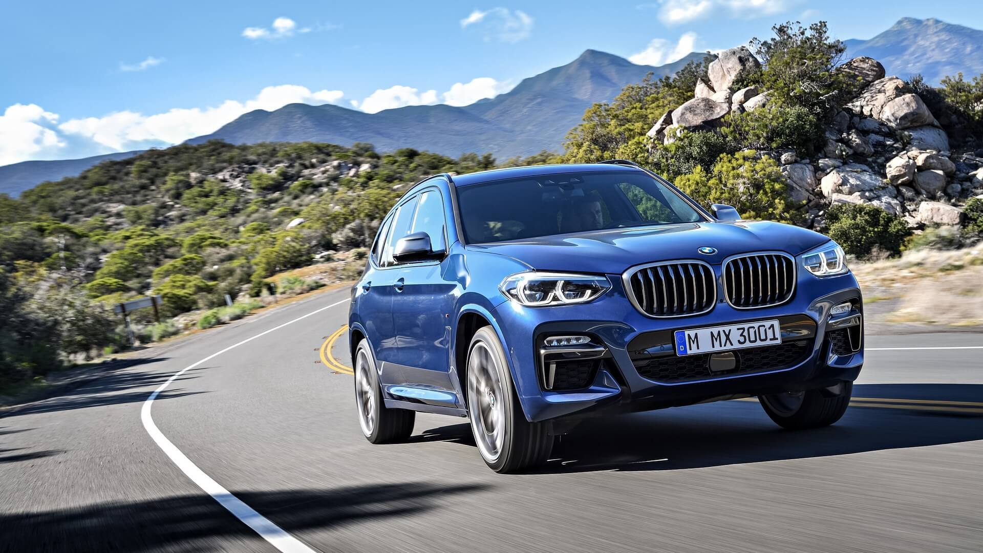 BMW 1 Series Edition Metropolitan X3 M40d Revealed For Europe