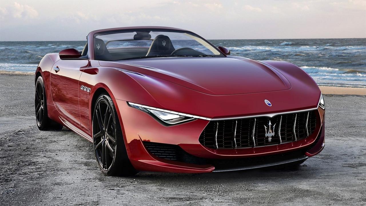 Maserati Alfieri / Alfieri Convertible