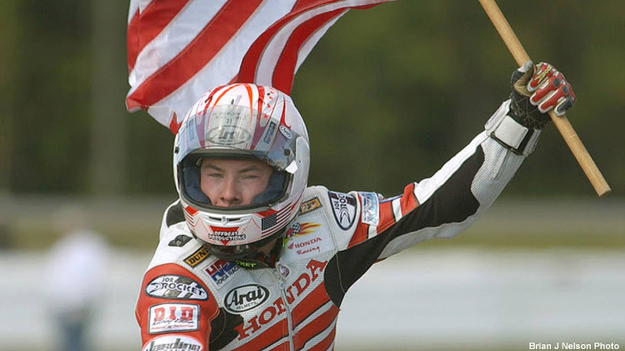 Tribute to Nicky Hayden – From the Heart