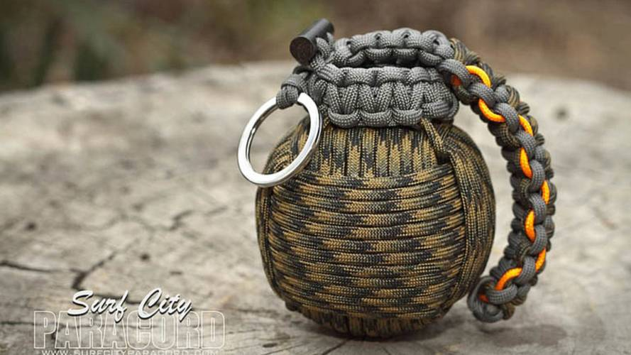Be Prepared with M-550 ProParacord Survival Grenade