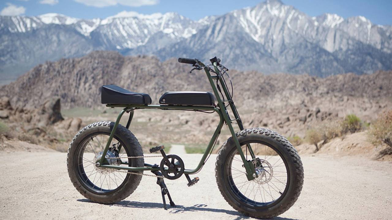 Lithium Cycles Scout Redefines the Pit Bike