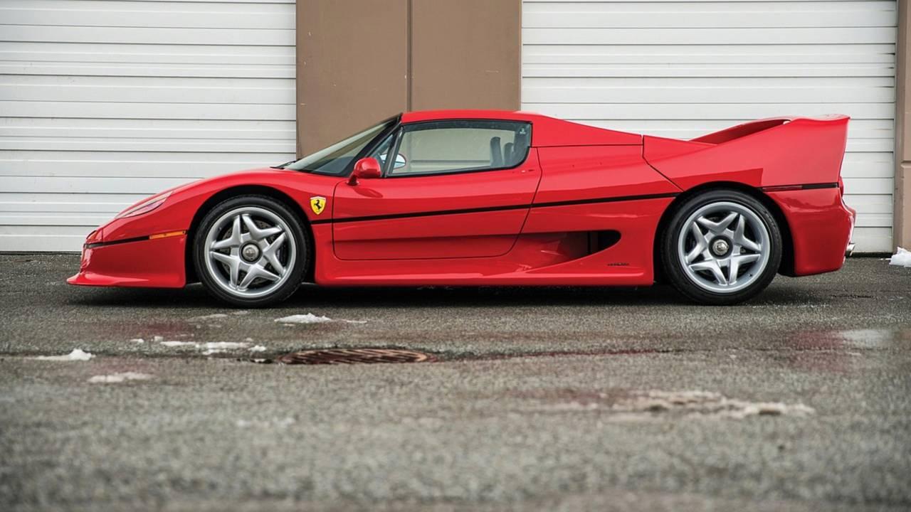 Ferrari F50 - 2.507.000 euros