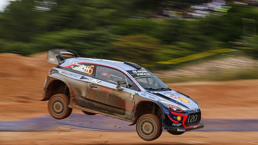 2018 WRC İtalya: Kazananı bir saniye belirledi
