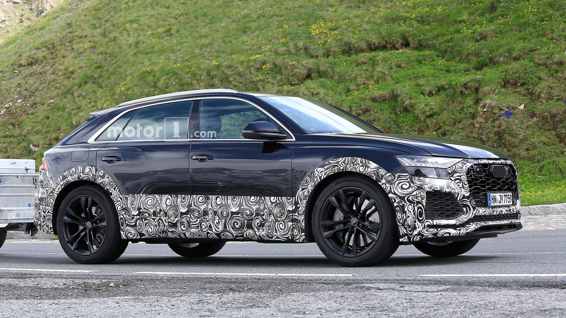 Audi Rs Q8 To Use Porsche Panamera Turbo S E Hybrid Powertrain