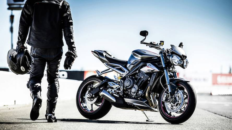 Video of the Day – 2017 Triumph 765 Street Triple