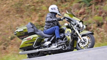 2017 harley davidson cvo limited first ride