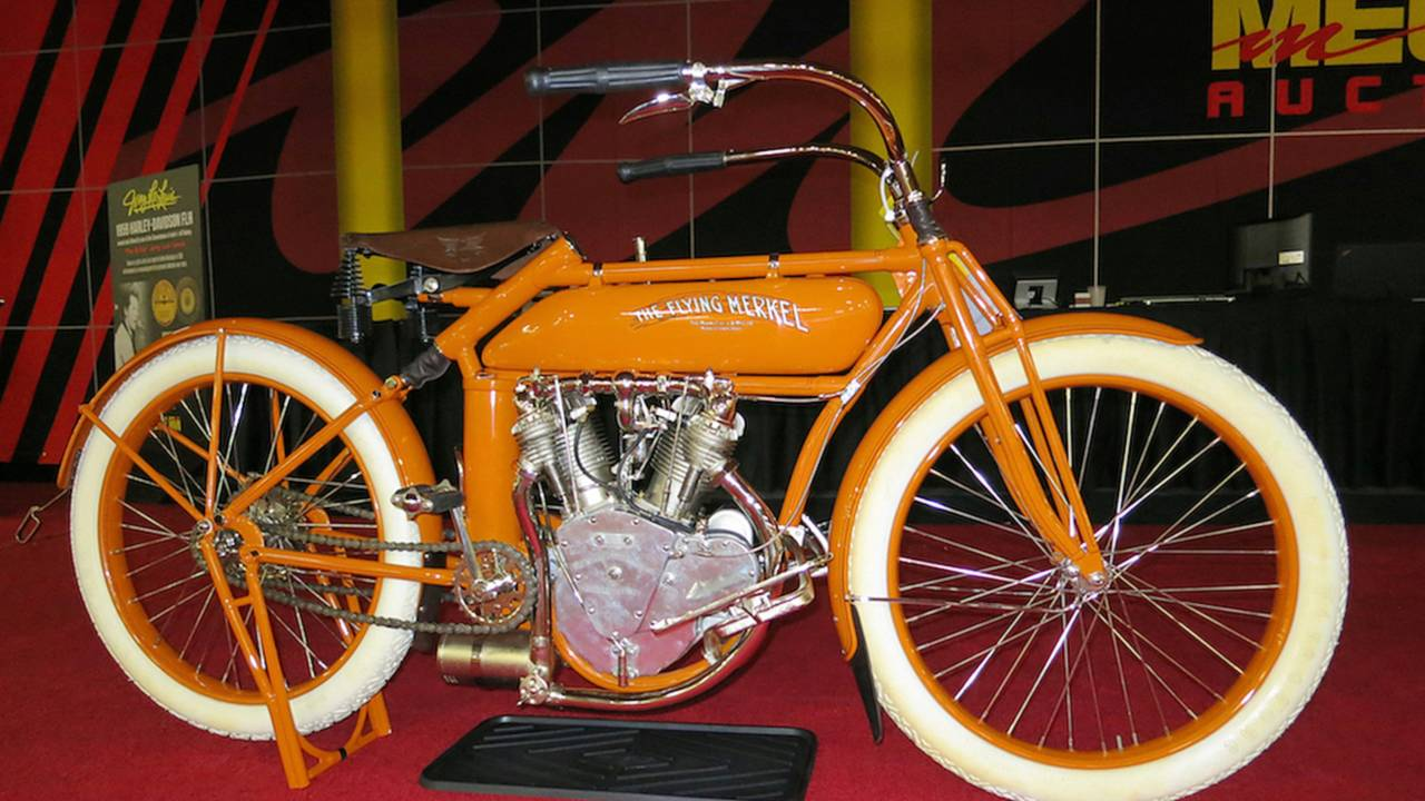 12 American Bikes That Changed Everything 1948 Indian Motorcycle Engine Diagram Flying Merkel