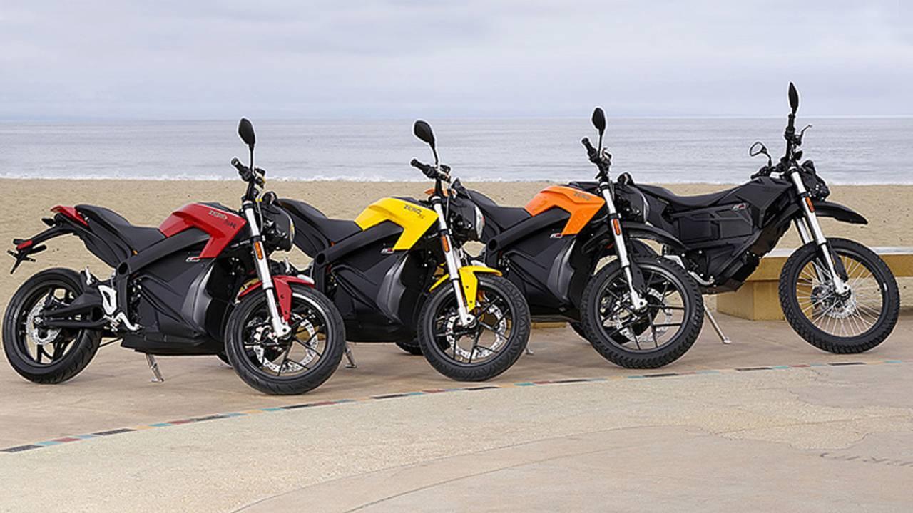 2015 Zero Motorcycles Recalled for ABS Fix