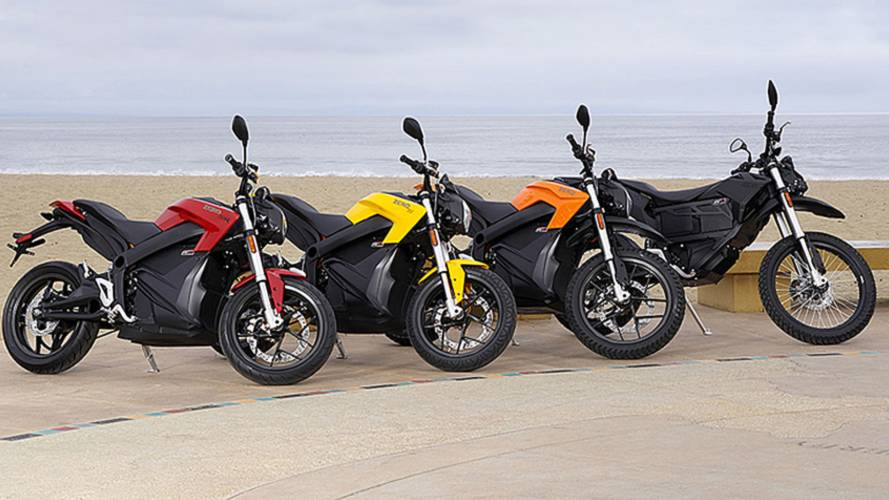 2015 Zero Motorcycles Recalled for ABS Fix