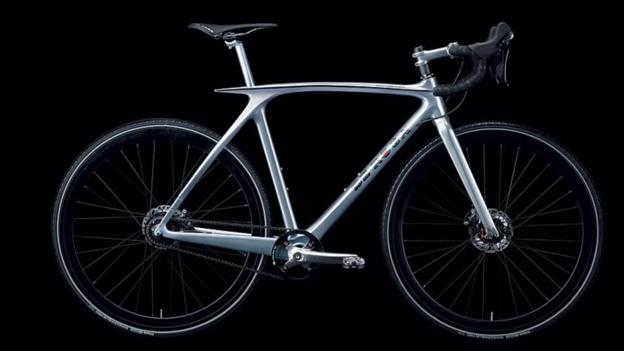 Pininfarina presenta la sua Sport Utility Bike