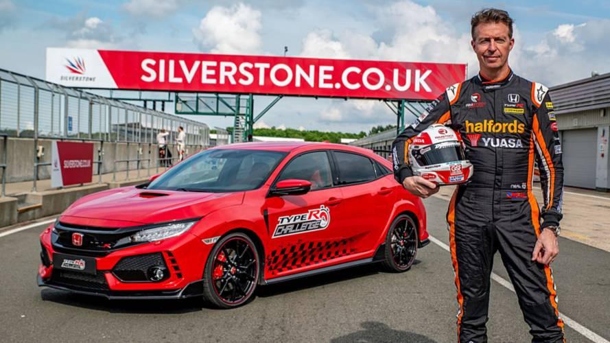 Silverstone-ban is a Honda Civic Type R a leggyorsabb elsőkerekes