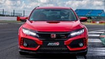 Honda Civic Type R record Silverstone