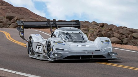 Volkswagen targets Nordschleife electric record with I.D. R