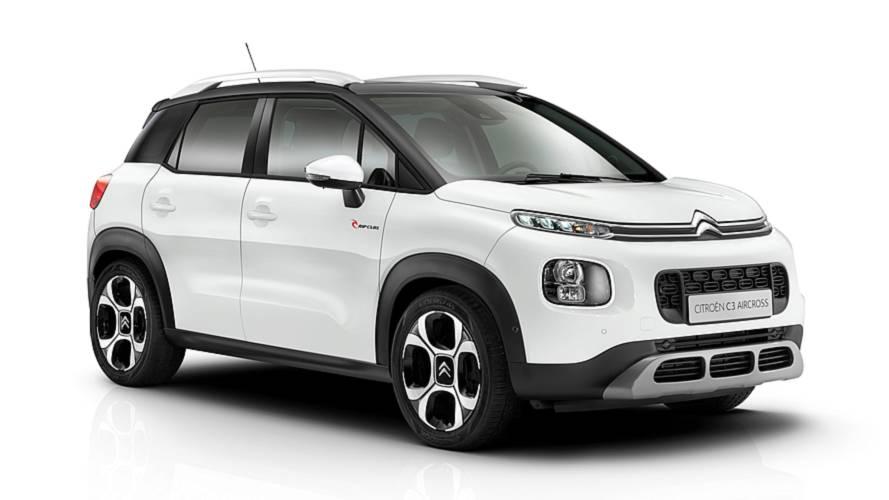 Citroën C3 Aircross Rip Curl 2020