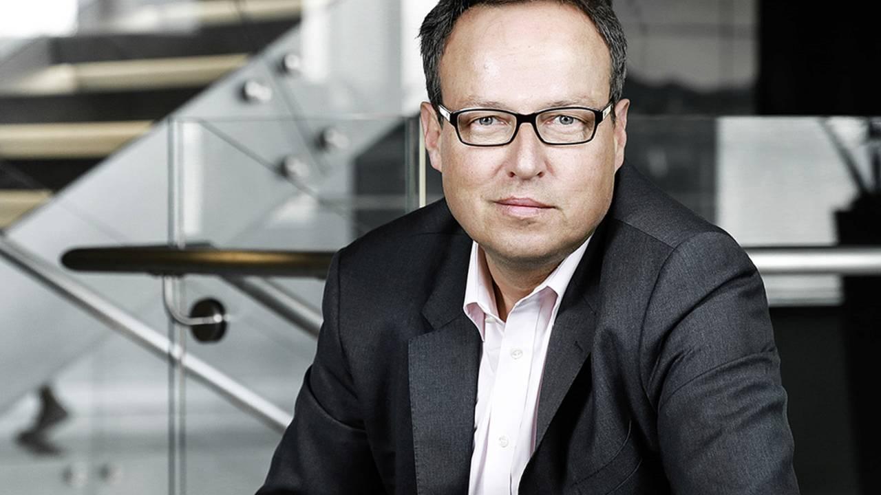 Hinrich J. Woebcken, CEO of Volkswagen North America