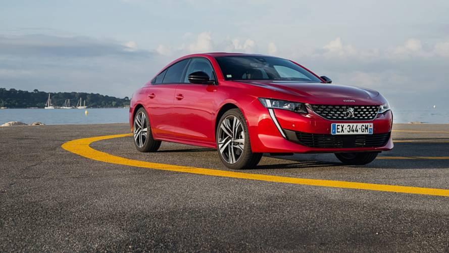 Le prix de la Peugeot 508 augmente de 1000 euros