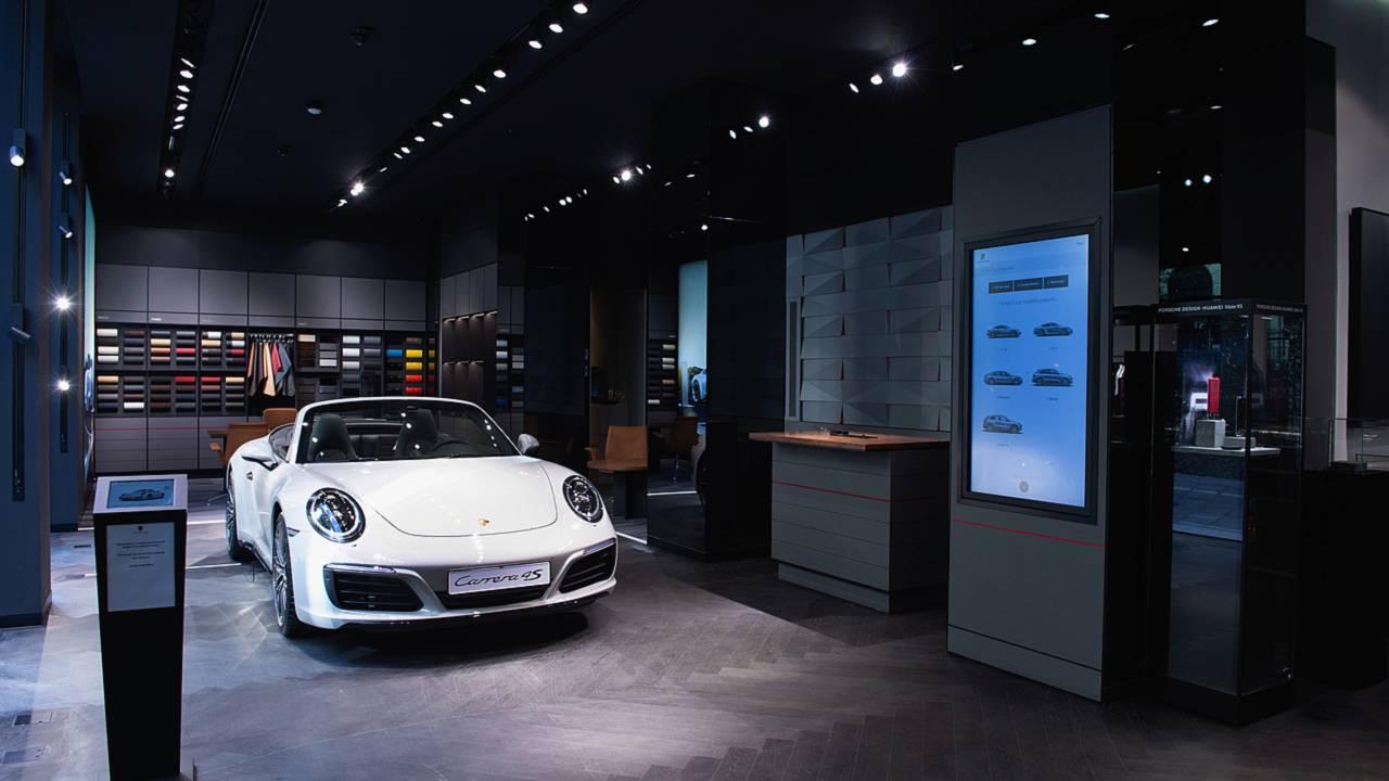 Porsche Studio Milano