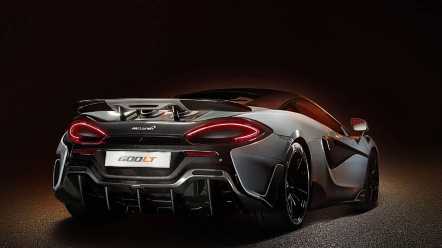 Durvább változat is készülhet a McLaren 600LT-ből