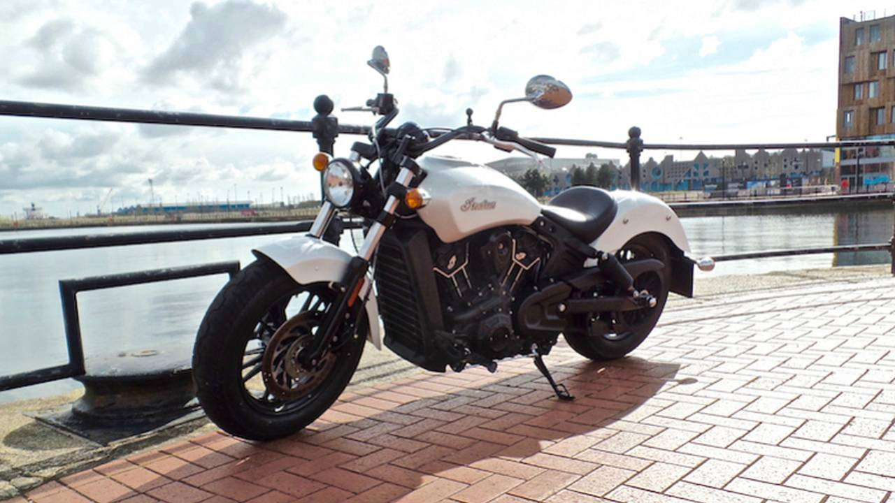 2016 Indian Scout Sixty – Ride Review