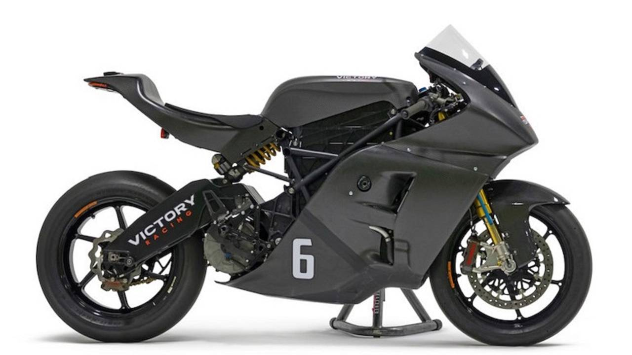Victory Unveils 2016 Isle of Man TT Electric Bike