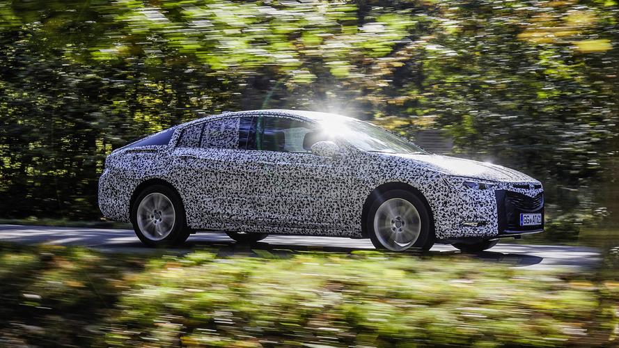 2017 Opel Insignia Grand Sport'un detayları