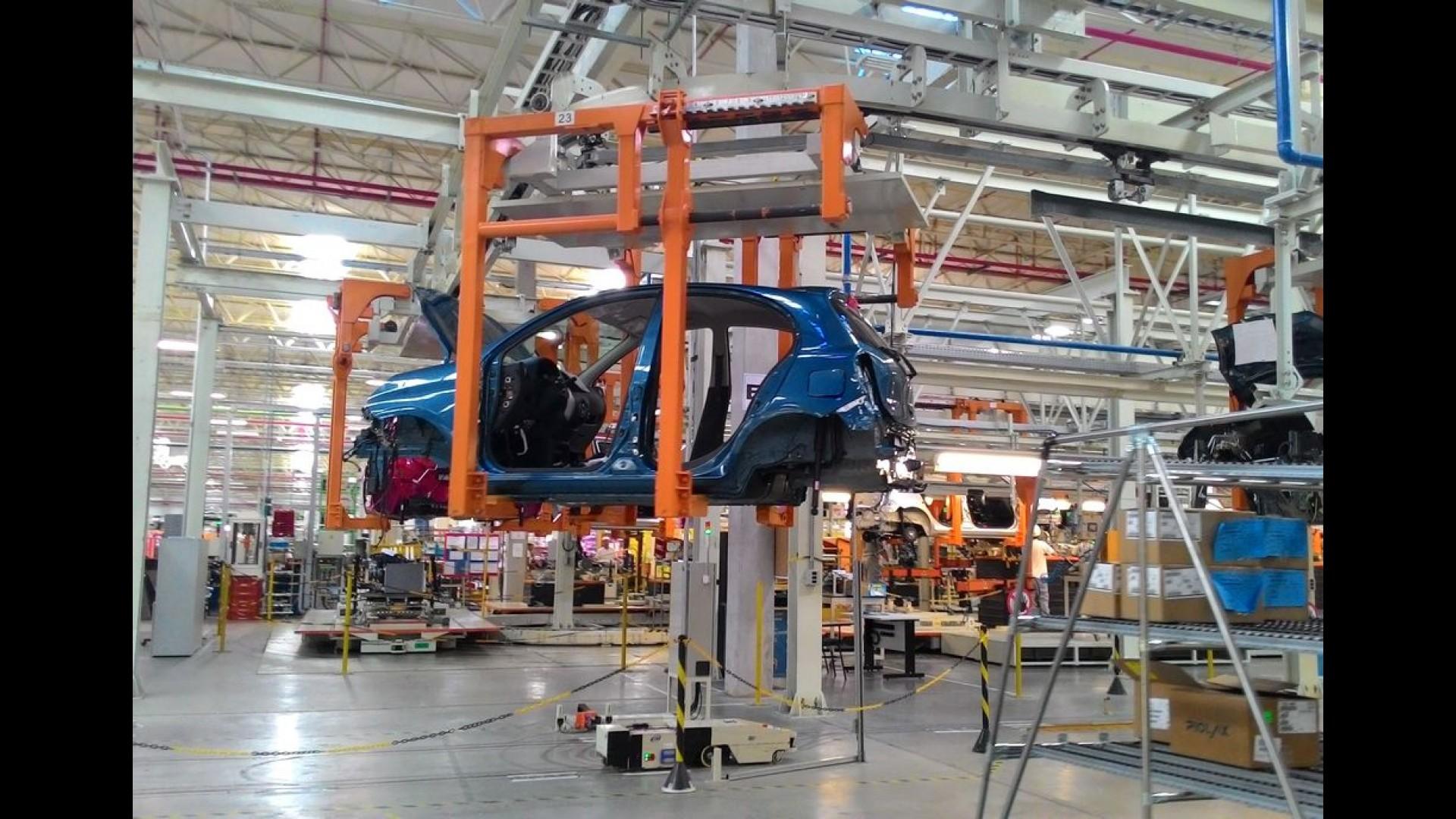 d6ef26055 Nissan poderá produzir carros da Renault na fábrica de Resende