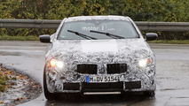 2018 BMW 6 Series or 8 Series Coupe spy photos