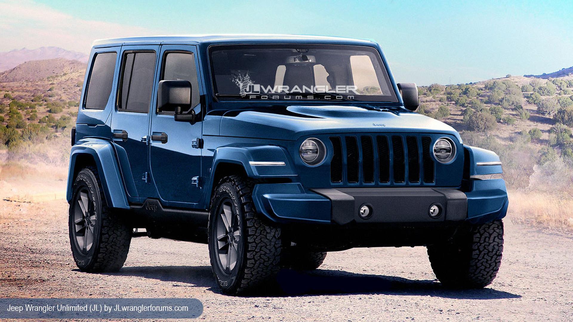 Next Gen Jeep Wrangler Production To Begin In November