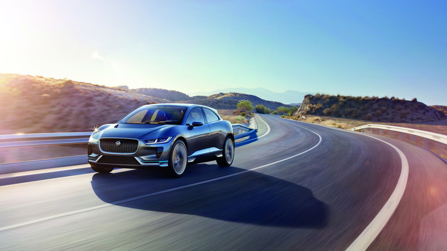 Jaguar I-Pace üretimi 10.000 kişiye istihdam yaratacak