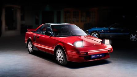Toyota plant Neuauflage von MR2 oder Celica