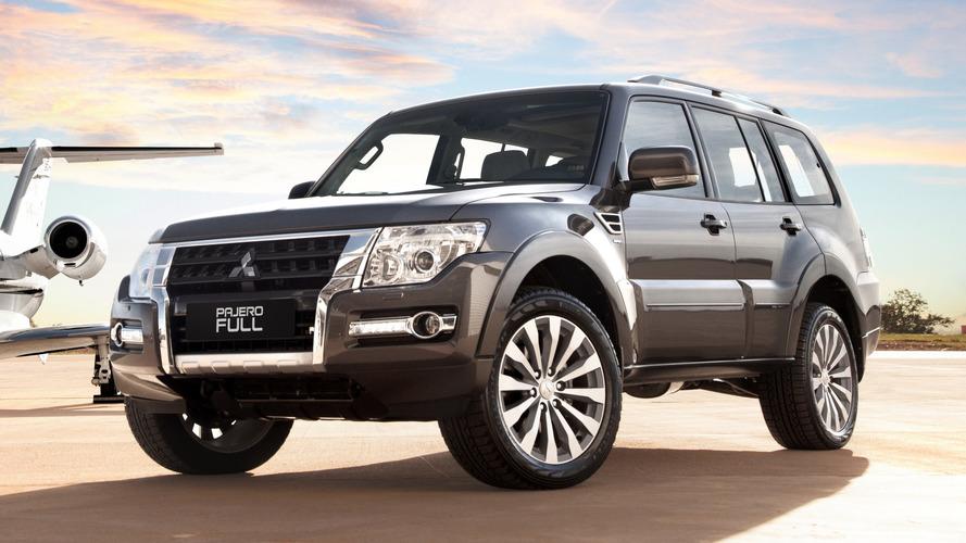 Pajero Full pode ganhar nova geração com ajuda da Nissan