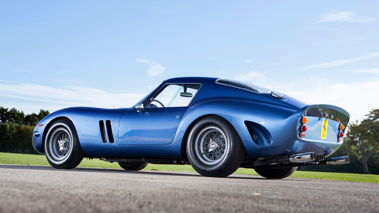 The Ferrari 250 GTO is the world's most valuable car.