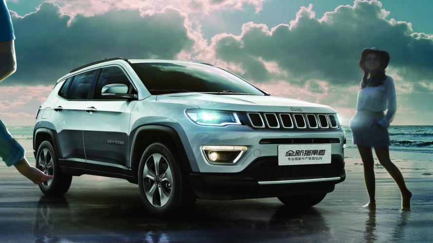 Depois do Brasil e dos EUA, novo Jeep Compass estreia na China