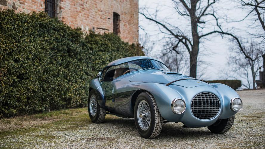 Disfruta de este Ferrari 166 MM/212 único tan esquivo para el público