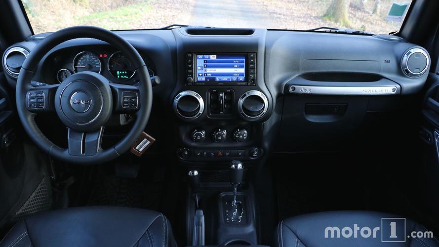 Essai Jeep Wrangler Unlimited