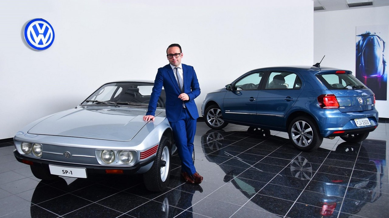 VW do Brasil anuncia José Carlos Pavone como novo chefe de design