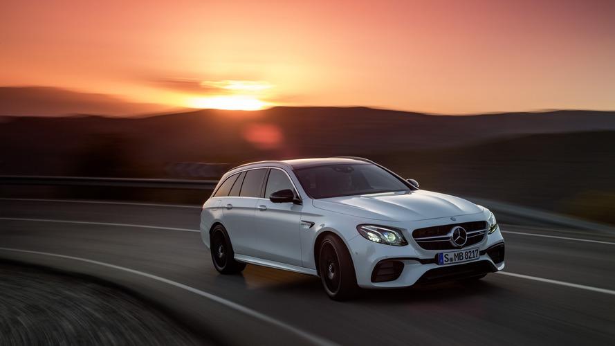 Mercedes-AMG E 63 S 4MATIC+ Estate 2017