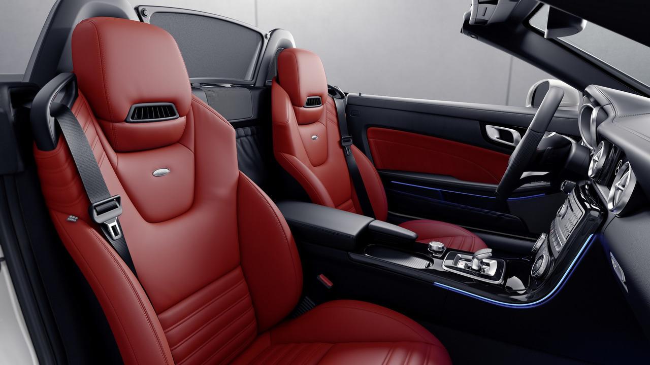 Mercedes SLC RedArt Edition