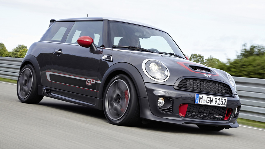 mini jcw gp will be back with a vengeance eventually. Black Bedroom Furniture Sets. Home Design Ideas